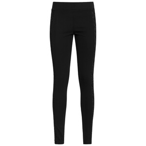 Damen Leggings mit Spitzendetails
