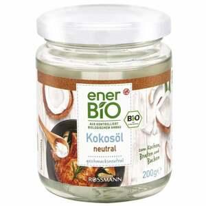 enerBiO Kokosöl neutral 1.25 EUR/100 g