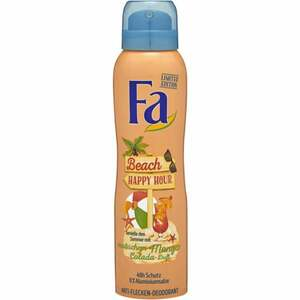 Fa Deodorant Spray Beach Happy Hour exotischem Mango-C 0.90 EUR/100 ml