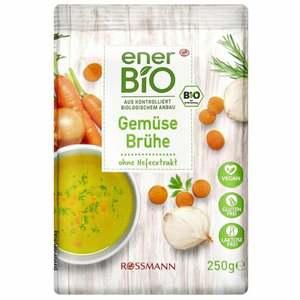 enerBiO Gemüsebrühe 0.96 EUR/100 g