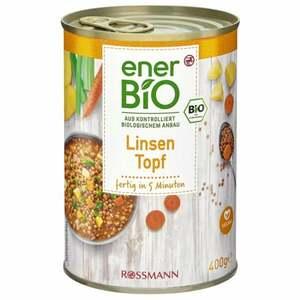 enerBiO Linseneintopf 4.73 EUR/1 kg