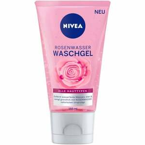 NIVEA Rosenwasser Waschgel 2.66 EUR/100 ml