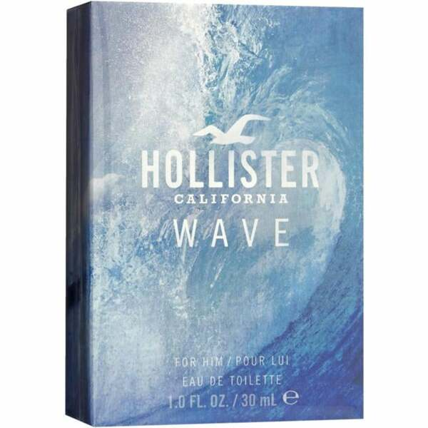 HOLLISTER Wave Eau de Toilette for him 66.63 EUR/100 ml