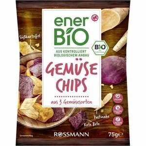 enerBiO Gemüse Chips 2.39 EUR/100 g