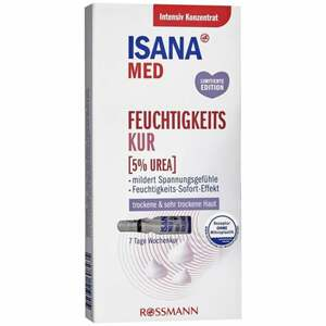 ISANA med Feuchtigkeitskur 5% Urea 35.64 EUR/100 ml