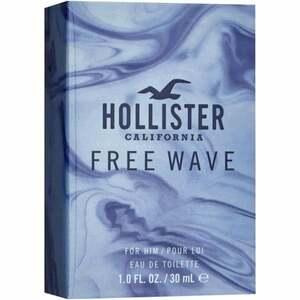 HOLLISTER Free Wave Eau de Toilette for him 66.63 EUR/100 ml