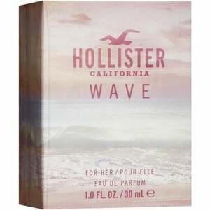 HOLLISTER Wave Eau de Toilette for her 66.63 EUR/100 ml