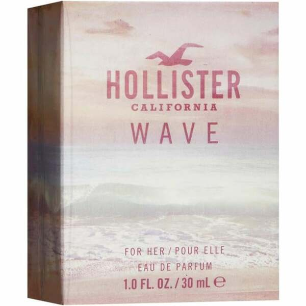 HOLLISTER Wave Eau de Toilette for her 66.63 EUR/100 ml