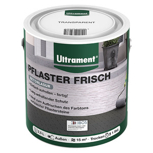 Ultrament Betonlasur Pflaster Frisch