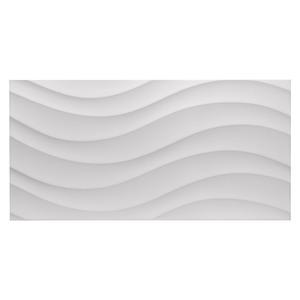 Ambiente by Palazzo Wandfliese Snowwhite Wave