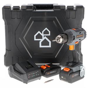 Toolson Akku-Schlagbohrschrauber DF 1000 ST