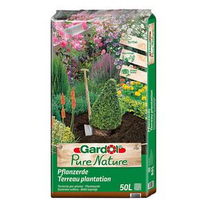 Gardol Pure Nature Pflanzerde Torffrei
