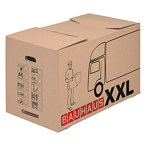 BAUHAUS Umzugskarton Multibox XXL