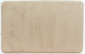 Sensino Superflausch Badematte ca. 80 x 50 cm, Light Taupe