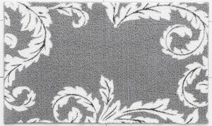 Sensino Badteppich Soft Sensation ca. 65x110 cm Acanthus Grey