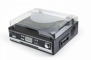 Technaxx Bluetooth Platten- und Kassettendigitalisierer TX-22+