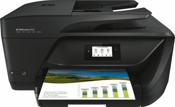 Hewlett Packard OfficeJet 6950 e-All-in-One