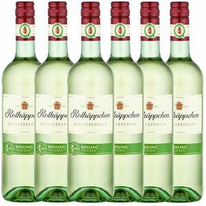 Rotkäppchen Weißwein Riesling trocken - 6er Karton