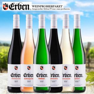 Probierpaket Erben Weine (6x 0,75 l)