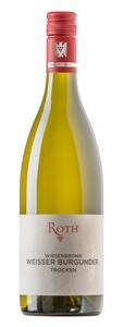 Weingut Roth Wiesenbronn Weißer Burgunder trocken 2017