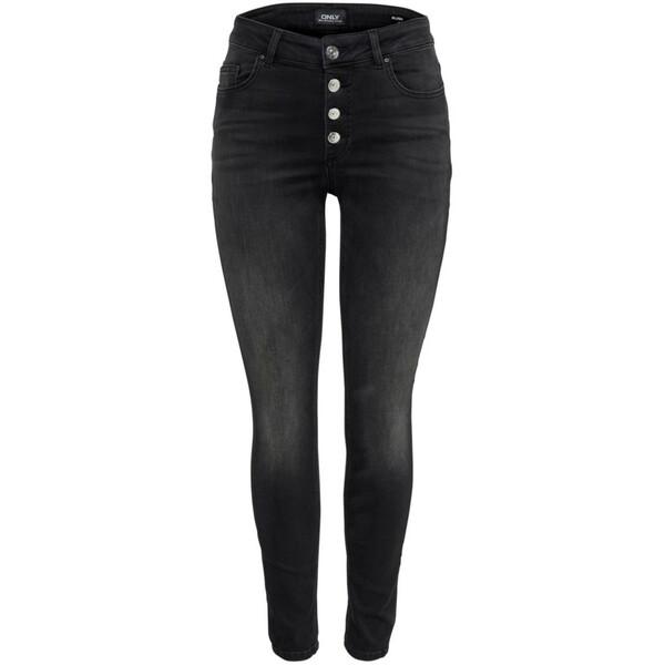 Damen Only Hose in Skinny Form