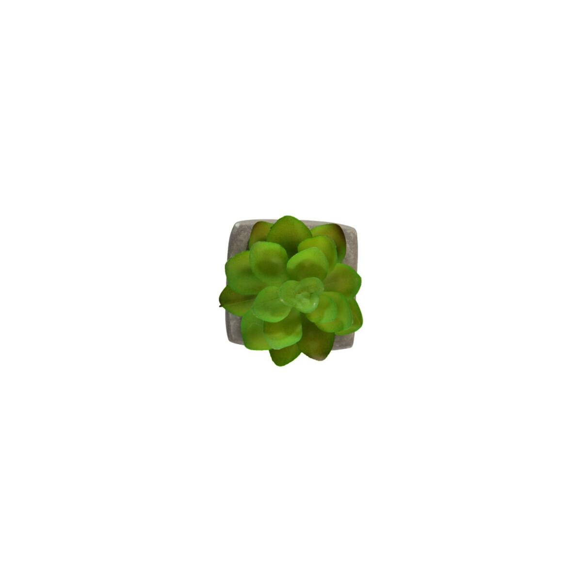Bild 2 von Mini Fake Pflanze mit Topf 5x5x8cm