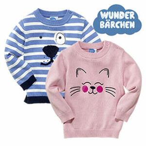 Baby-Pullover Größe: 62 - 86