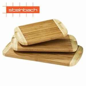 """Schneidbrett """"Manapio"""" - Bambus - versch. Größen, z. B. Maße: ca. 27 x 18 cm"""