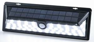 I-Glow Solar-Premium-Wandleuchte