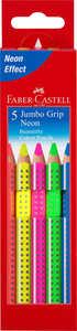 FABER CASTELL  Buntstifte »Jumbo Grip« Neon