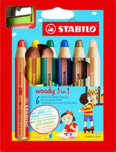 STABILO  Multitalent-Stifte »Woody«
