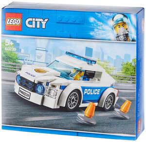 LEGO CITY  Bauset 60239 »Streifenwagen«