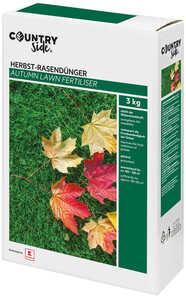COUNTRYSIDE®  Herbst-Rasendünger