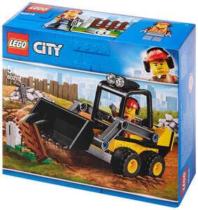 LEGO CITY  Bauset 60219 »Frontlader«