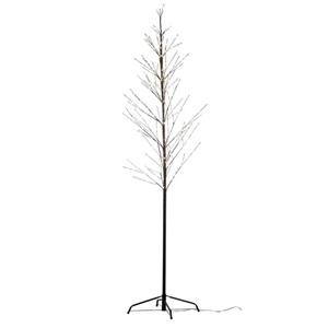 LED Baum 180 cm mit 280 warmweißen LEDs