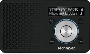 TechniSat DigitRadio1, Farbe: Schwarz/Silber