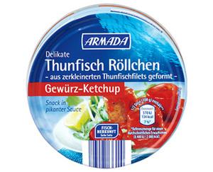 ARMADA Thunfisch Röllchen