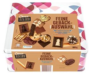 Choco BISTRO Feine Gebäckauswahl