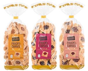 Choco BISTRO Frucht-Carrés