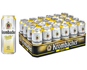Krombacher Radler oder Radler alkoholfrei