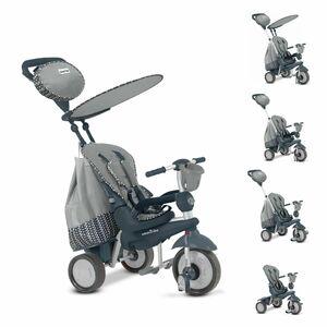 smarTrike® Splash 5 Trikes in 1 grau