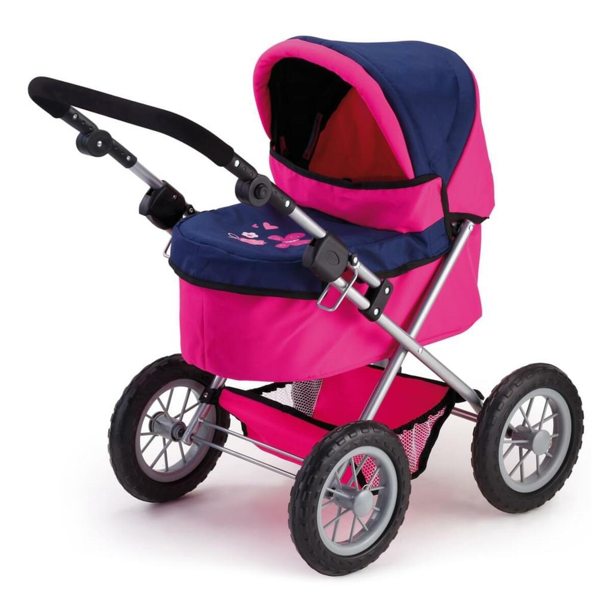 Bild 2 von Puppenwagen Trendy pink/blau