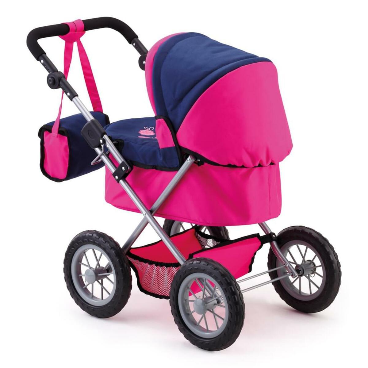 Bild 3 von Puppenwagen Trendy pink/blau