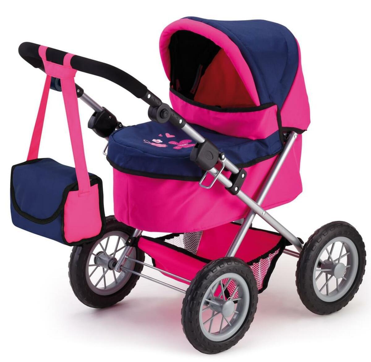 Bild 5 von Puppenwagen Trendy pink/blau