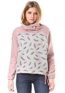 MAZINE Eulo Batwing Turtle Neck - Sweatshirt für Damen - Pink