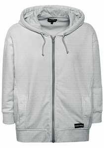 Chiemsee Kapuzensweatshirtjacke - Kapuzenjacke für Damen - Grau