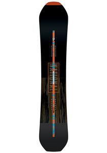 ROME National 156cm - Snowboard für Herren - Schwarz