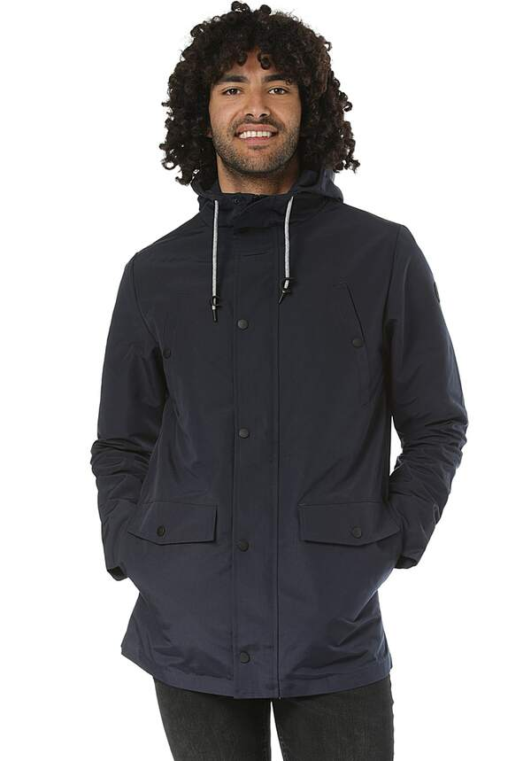 Revolution Hooded Jacket - Jacke für Herren - Blau