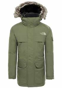THE NORTH FACE Mc Murdo - Outdoorjacke für Herren - Grün