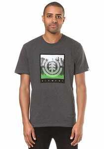 Element Reflections - T-Shirt für Herren - Grau